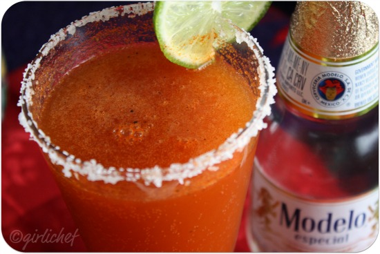 girlichef: product review: Cholula Hot Sauce (+ a Michelada)
