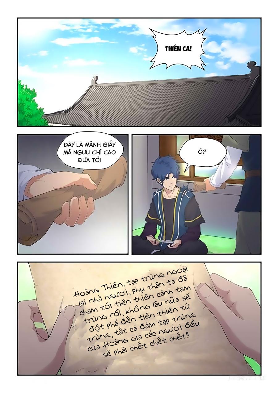 Kiếm Nghịch Thương Khung Chap 56 Upload bởi Truyentranhmoi.net