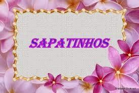 .SAPATINHOS DE CROCHÊ