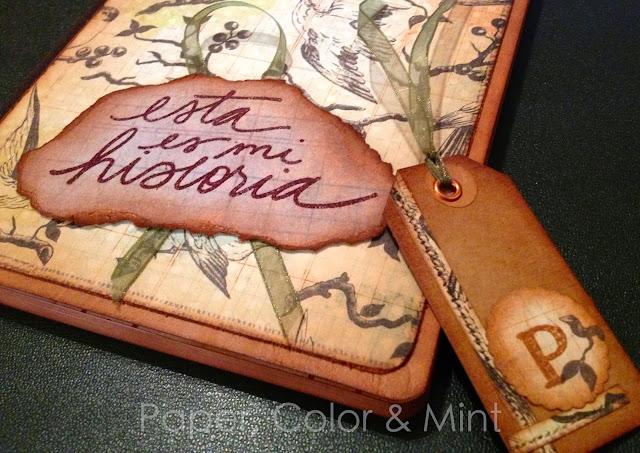 Cuaderno alterado Esta es mi historia