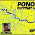 """Mapaficha. Rusia. Laponia. """"Ponoi river"""". 400 km.14 dias"""