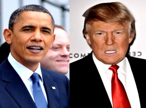 Obama Yakin Trump tak akan Jadi Presiden AS