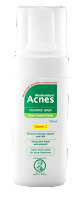 acnes foaming wash