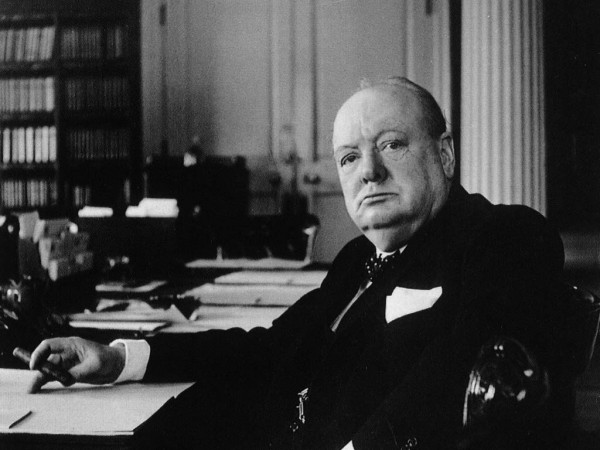 Citaten Winston Churchill : Emmas andra världskrigs g