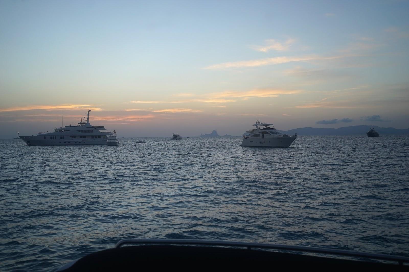 ibiza sunset
