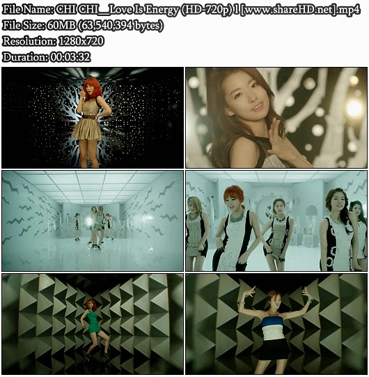 Download MV CHI CHI (치치) - Love Is Energy (뮤직비디오) (HD 720p)