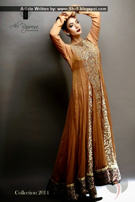 Bridal Dresses by Ali Rajwana