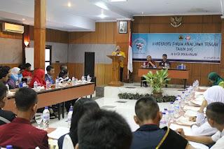 Konferensi FAN Jateng Digelar Di Kota Pekalongan