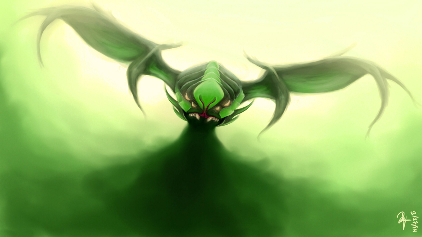 netherdrake viper dota 2 game hd wallpaper 1366x768 original full    Viper Dota 1