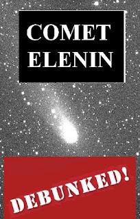 comet elenin debunked!