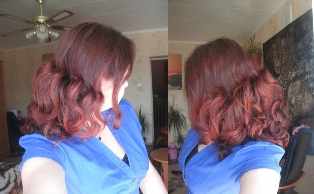 Niedziela dla włosów z olejem andiroba i odżywką yves rocher