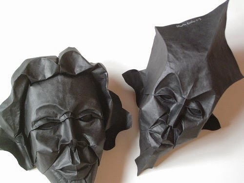 Origami Face Mask 3d For Kids