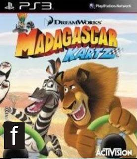 Madagascar Kartz - PS3