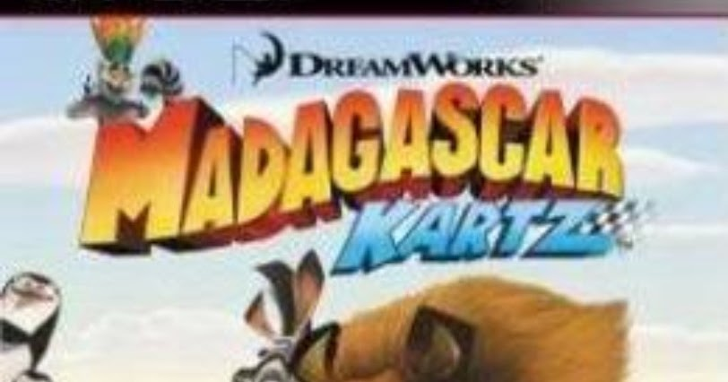 Madagascar Kartz [PS3] | Best Game You Need For Year 2016