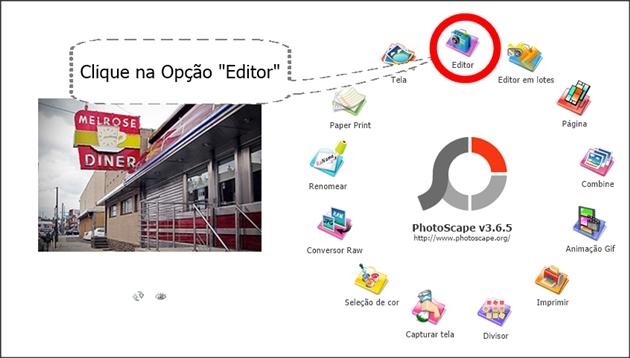 abrir editor Photoscape