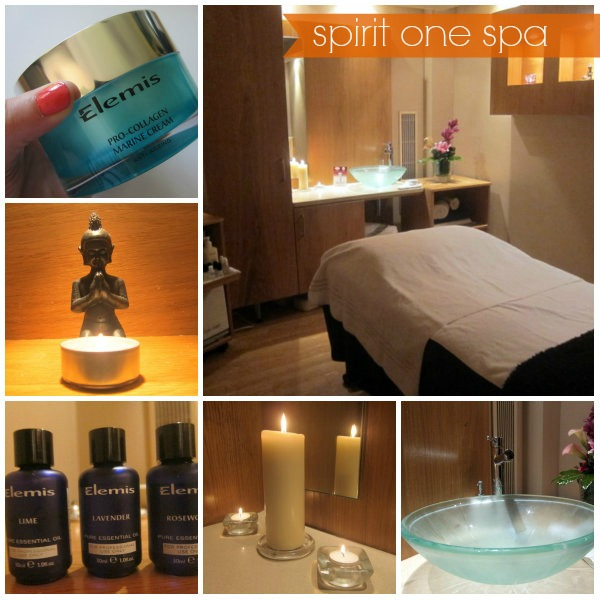 Spirit One Spa at Radisson Blu Hotel Galway