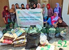 Bank Sampah Melati Bersih Pamulang Indah (MA) Pamulang Timur Pamulang Tangerang Selatan