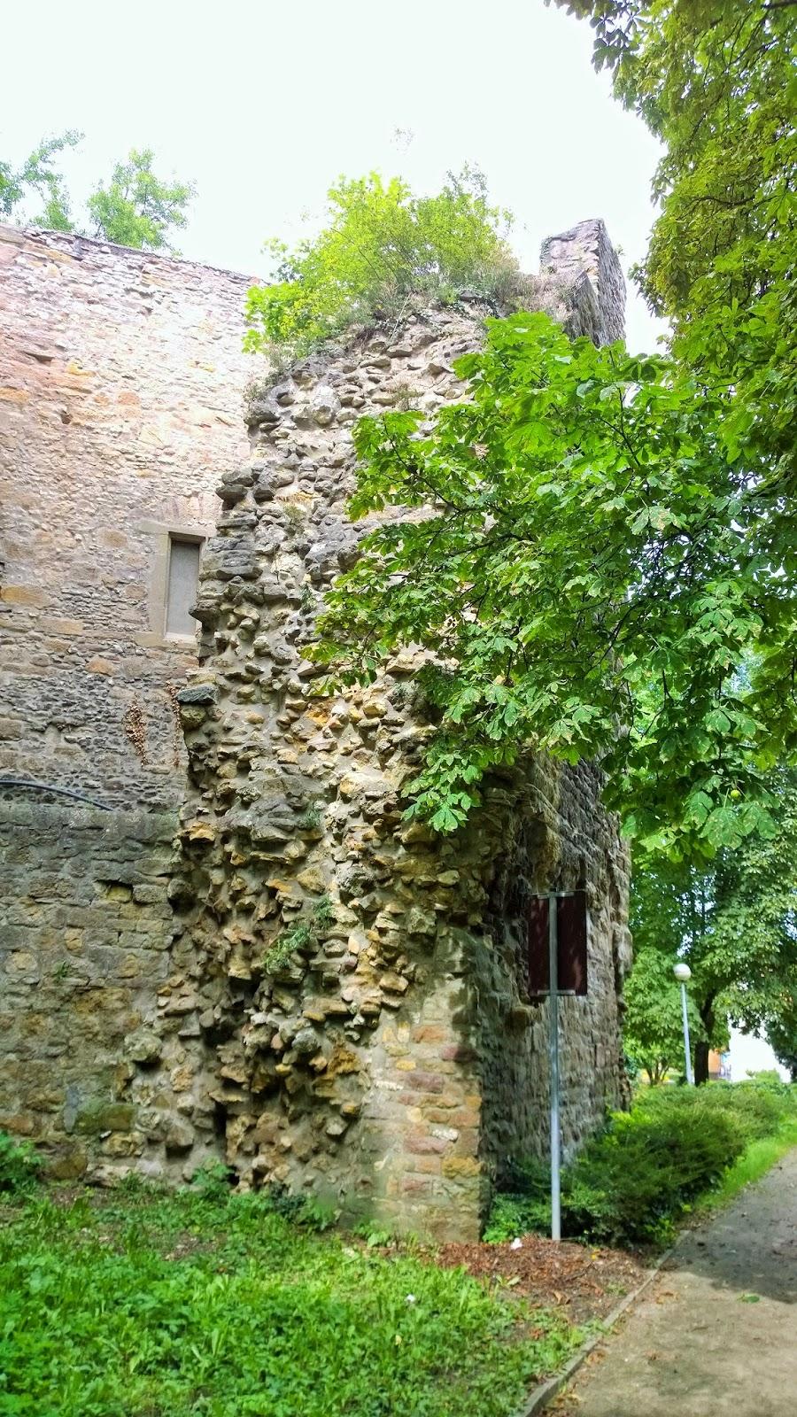 Schloss in Alzey