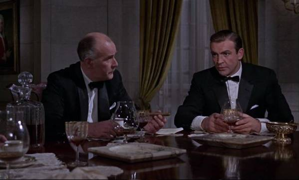 James Bond 3 contra Goldfinger (1964) HD 1080p Latino