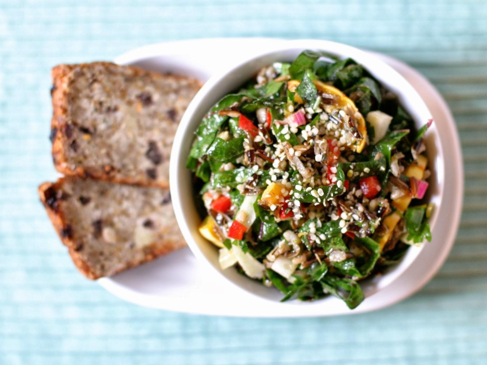 Multi-Vitamin or Emerald City Salad?