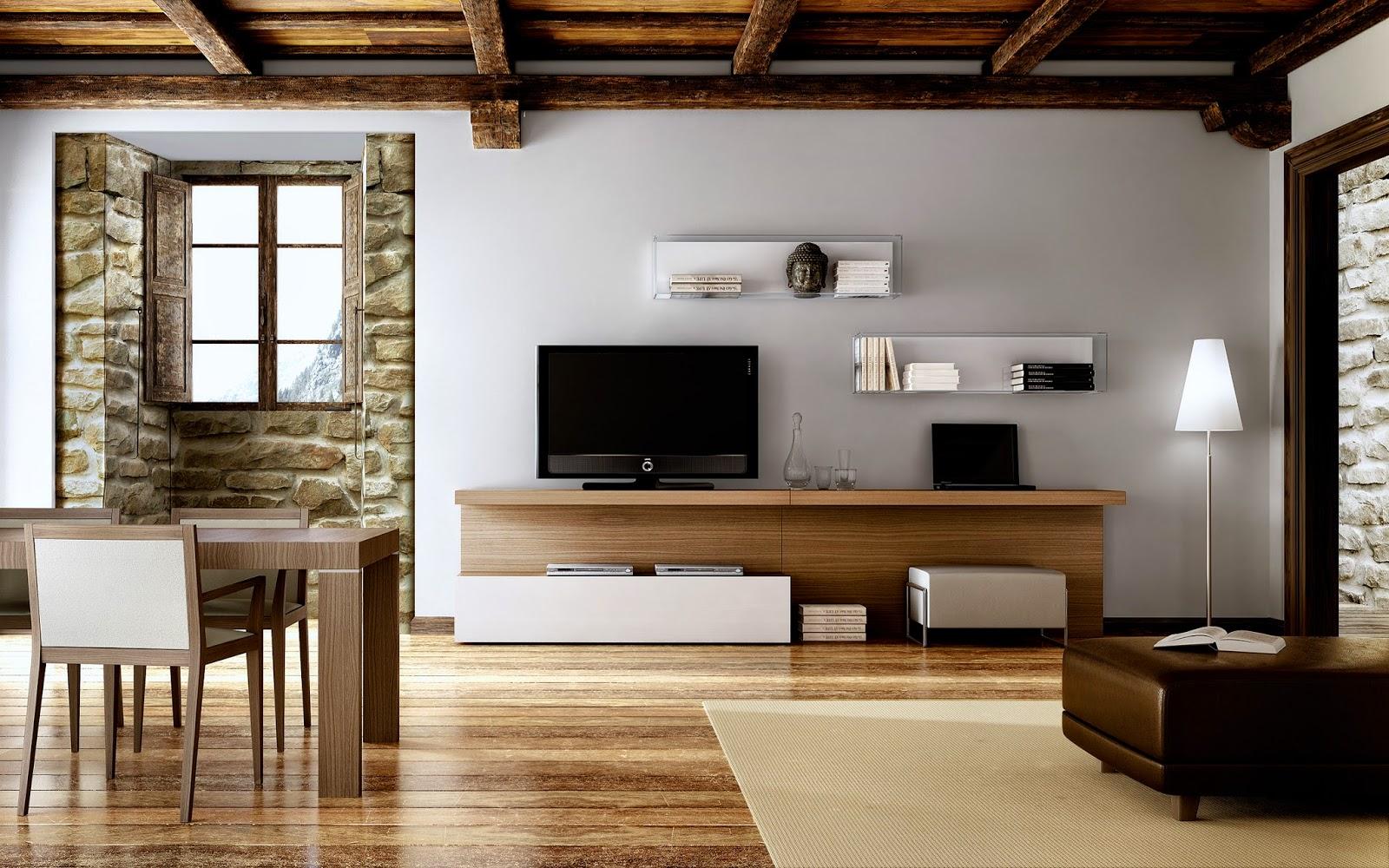Muebles modernos de salon xikara 20170726111821 - Salon de diseno ...