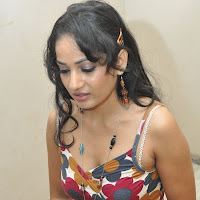 hot and radiant glamorous Madhavi latha latest hot photo shoot