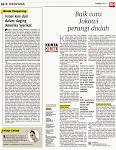 Baik Cara Jokowi Perangi Dadah
