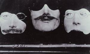 Las máscaras para el blanqueamiento de la persona el limón