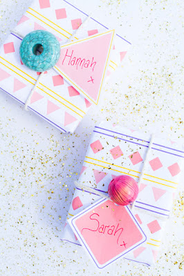 free colorful wrapping paper
