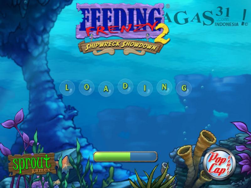 Feeding Frenzy 2 - Shipwreck Showdown 2
