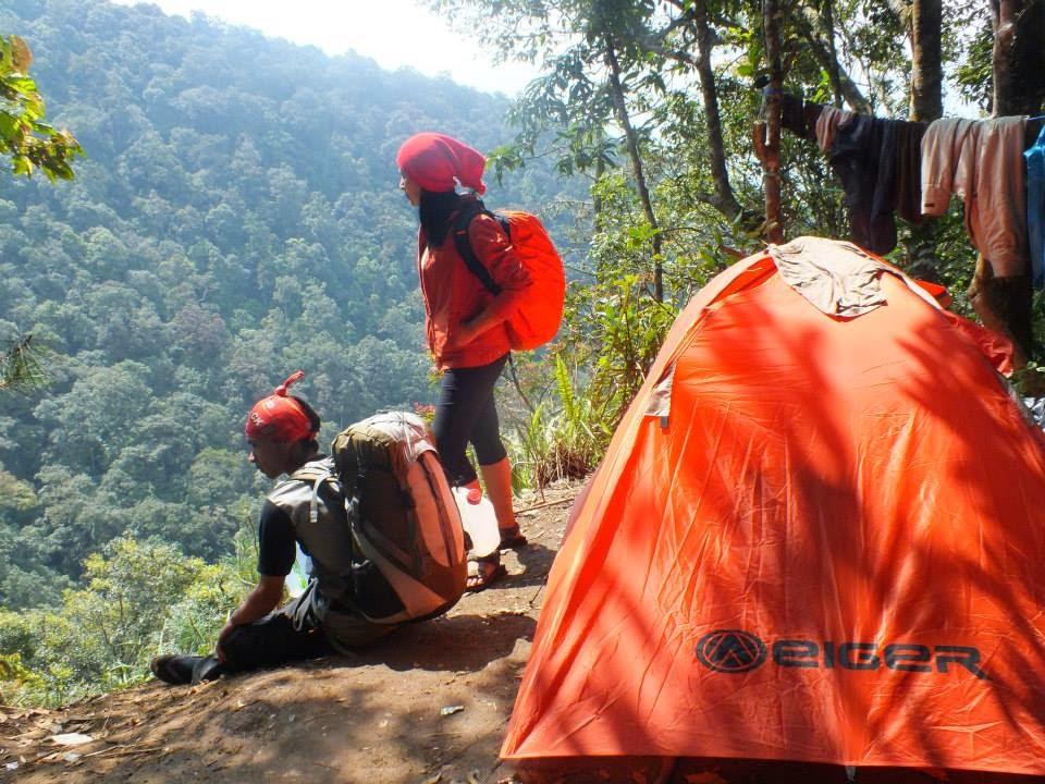 POS1 Gunung Cikuray