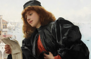 essay on the merchant of venice portia