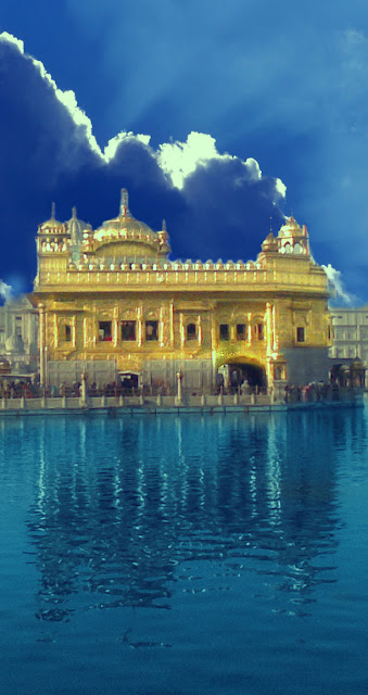Sikhism Beautiful Golden Temple Wallpaper For Your Android Mobile ...
