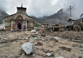 Uttarakhand Shayari On Tabahi