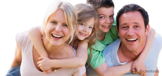 Keluarga - Faktor-Faktor Pembentuk Kepribadian - Echotuts