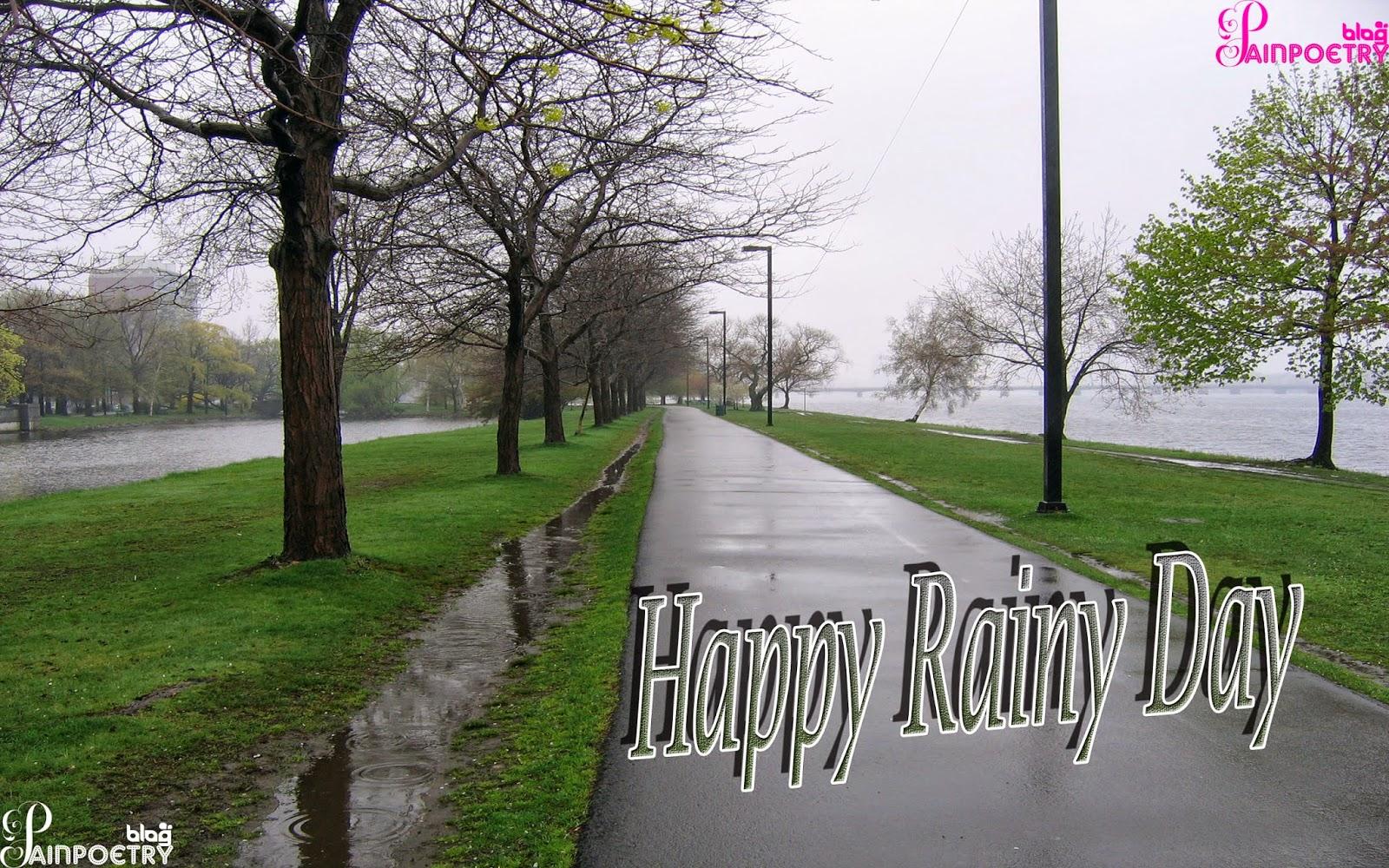 Rainy Days Wallpaper Rainy-day-season-happy-rainy
