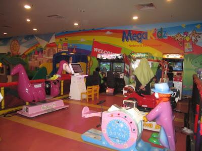 arcade mid valley