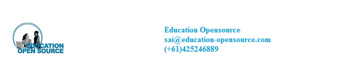 Education Open-source