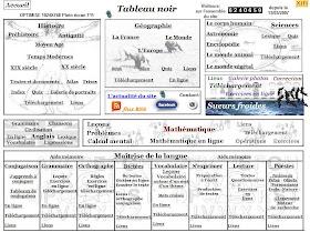 Ecole References Anglais Au Primaire Site Tableau Noir