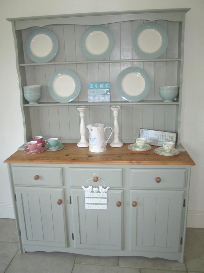 High Quality Frivolous Friday: Farmhouse Kitchen Dresser