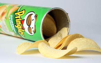 Pringles Yemek
