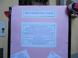 Mille donne per l'Italia