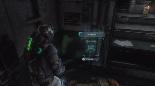 Up to date game cheats all platforms todays cheats deadspace 3 blueprint shotgun chapter 4 malvernweather Image collections
