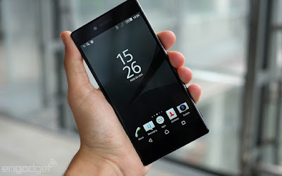 Sony Xperia Z5 Display