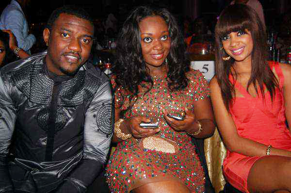 John Dumelo And Jackie Appiah