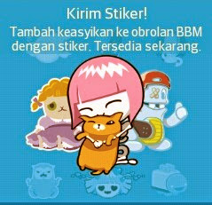 Android BBM Sticker Free