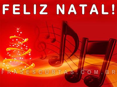 Frases de Musicas de Natal