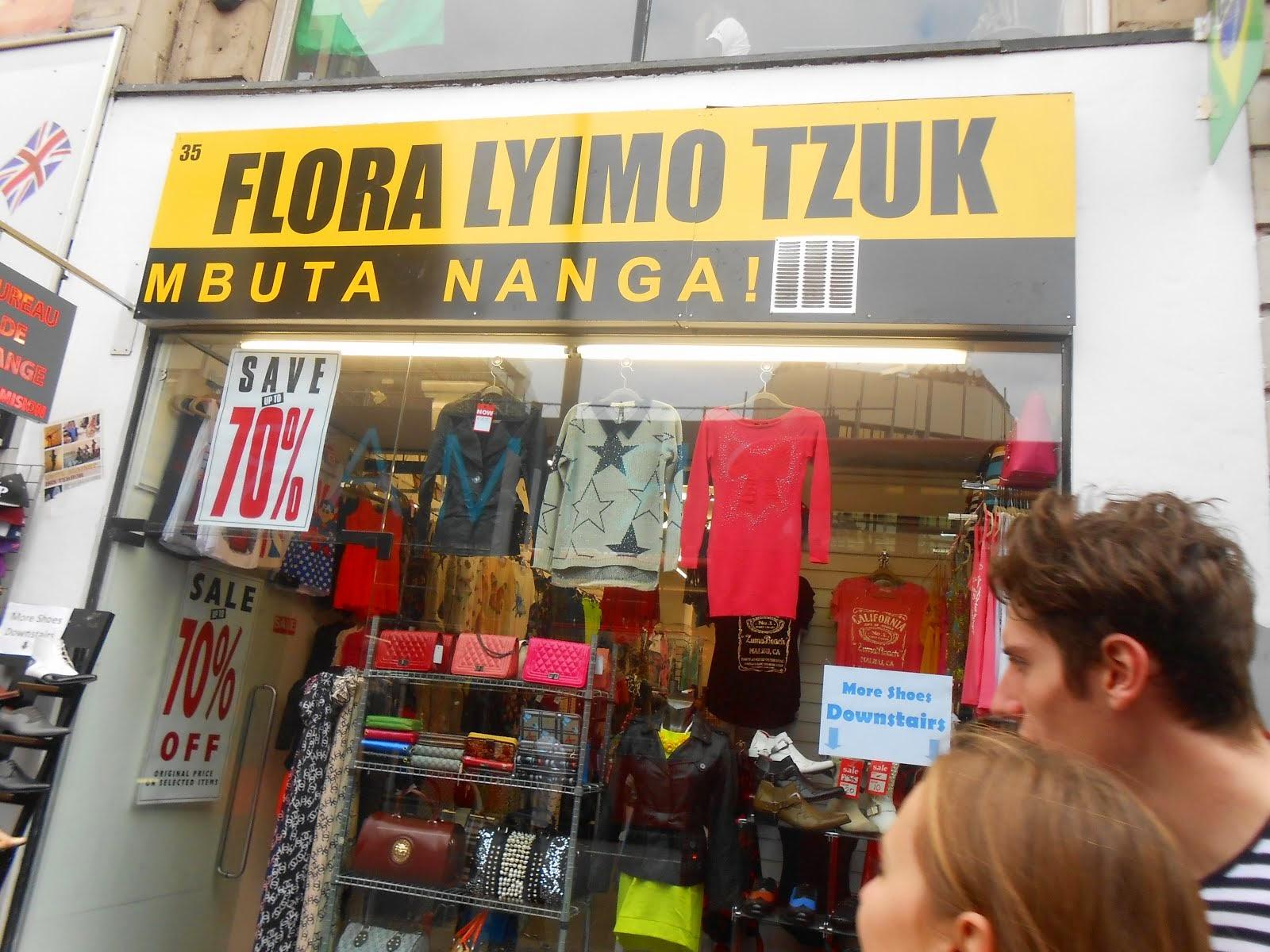 FLORA LYIMO TZUK