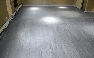 Wood Floor Staining NYC