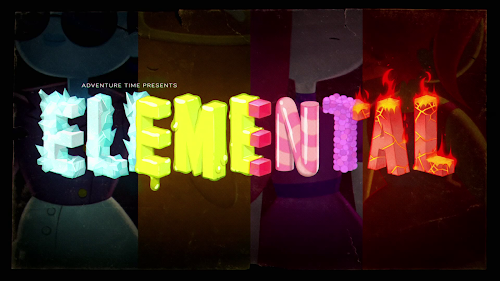 Hora de Aventura - Elemental (S07E34) (WEB-DL)